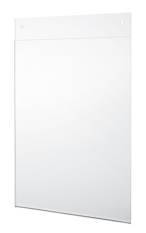 Acrylglas Plakattasche Für Wandmontage In U Form