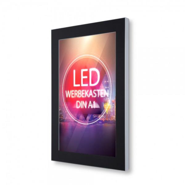LED Werbekasten PR