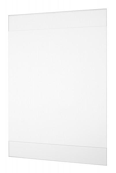 PETG Plakattasche blanko in C-Form
