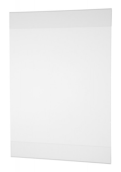 PVC Plakattasche blanko in C-Form