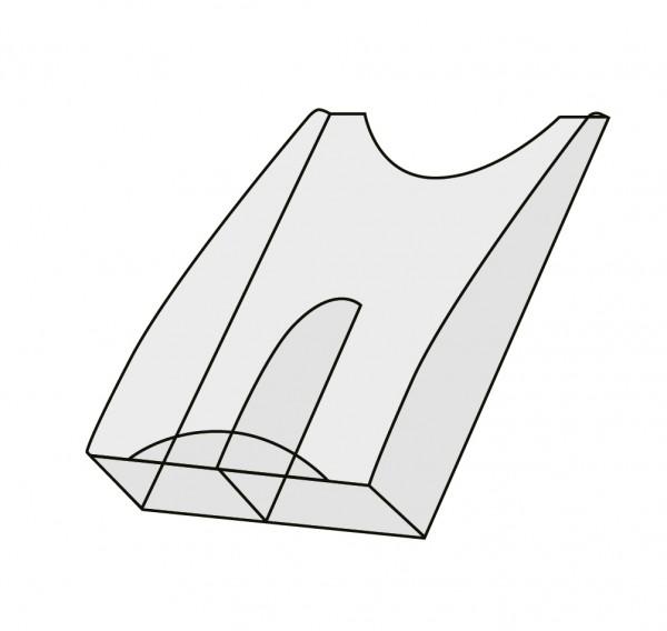 Fachteiler für Tec-Art Propektfach A4