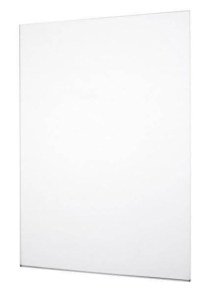 Acrylglas Plakattasche blanko in U-Form